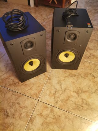 Speaker System/ Altavoces Bluetooth
