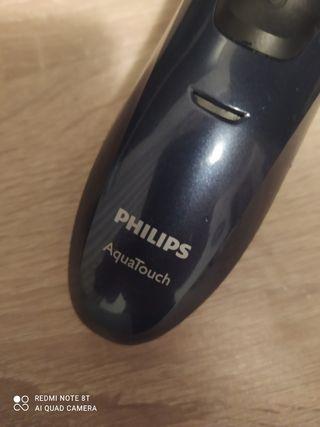 Maquinilla afeitar PHILIPS AquaTouch