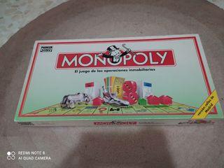 monopoly clásico calles de Madrid
