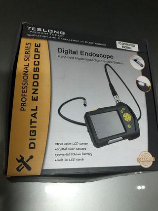 Endoscopio digital profesional de inspeccion