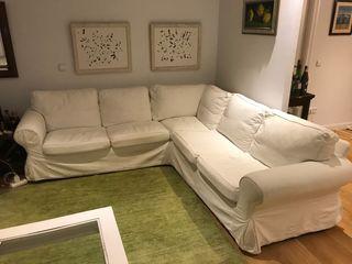 Sofá cama ikea en L