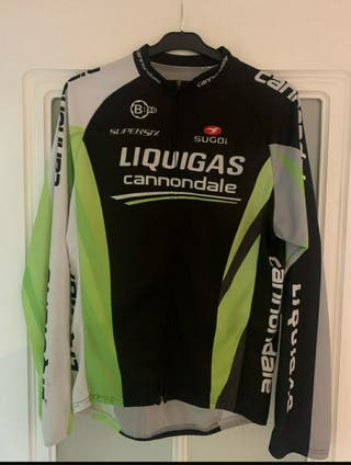 Maillot ciclismo Cannondale