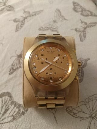 Reloj Mujer Swatch Full-Blooded