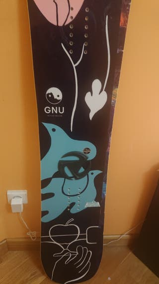 tabla snow gnu mullair 161