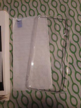 Carcasa y cristal Samsung A31