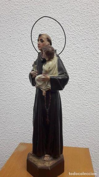 SAN ANTONIO DE PADUA. 30 CM. EL ARTE RELIGIOSO.