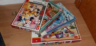 set de puzzles