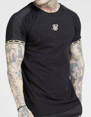 Camiseta Hombre Siksilk