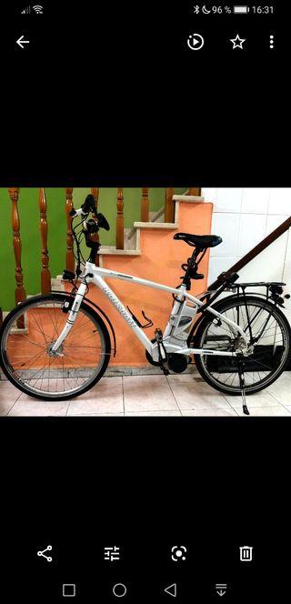 Bicicleta electrica kalkhoff alemana alta gama