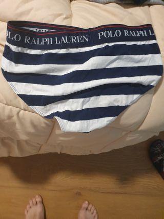 Calzoncillos Slip Ralph Lauren