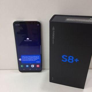 Excelente Samsung Galaxy S8 plus con accesorios