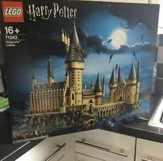 71043 Lego Harry Potter Castillo de Hogwarts