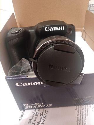 Cámara Canon Powershot sx432 is