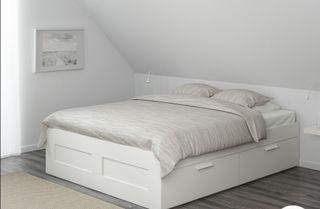 cama Ikea Brimnes