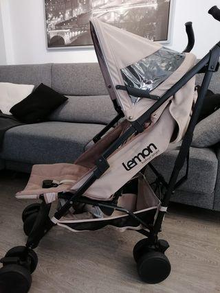 Carro Silla paseo bebe niñ@ babycargo lemon bayon