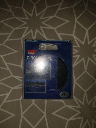 filtro KENKO circular PL 77mm.
