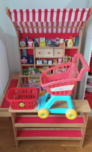 Supermercado infantil