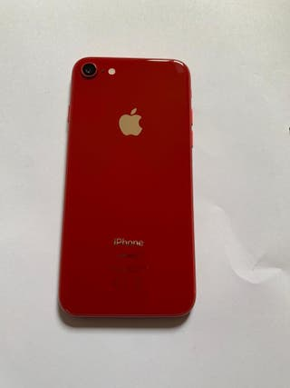 IPhone 8 64 gb product red batería 100% salud