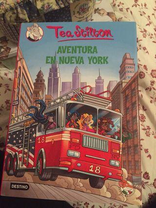 Tea stilton 6 aventura en Nueva York