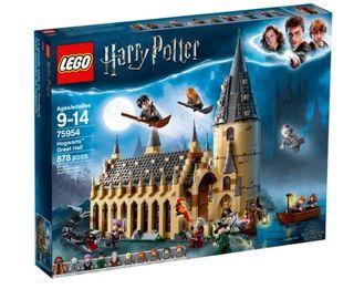 LEGO Harry Potter - Gran Comedor de Hogwarts 75954
