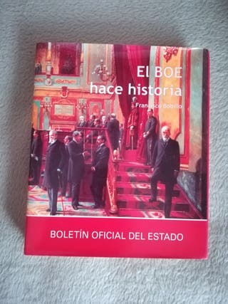 El BOE hace historia. Francisco Bobillo