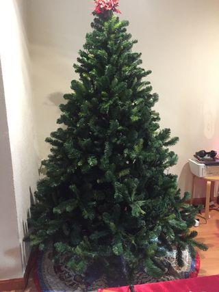Árbol de Navidad modelo Alberta