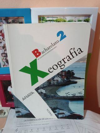 LIBRO XEROGRAFÍA 2 BACHILLER