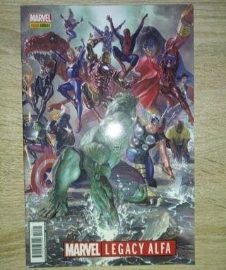 Marvel legacy alfa