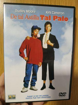 DE TAL ASTILLA TAL PALO (DVD)