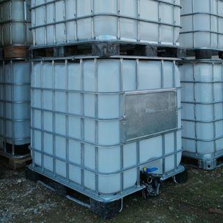 Dipòsits 1000 litres / Depósitos 1000 litros