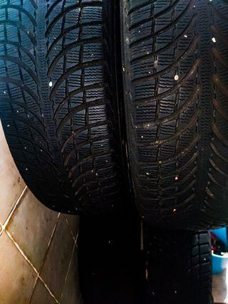 Neumáticos invierno Michelin Latitudes 235/65/R17