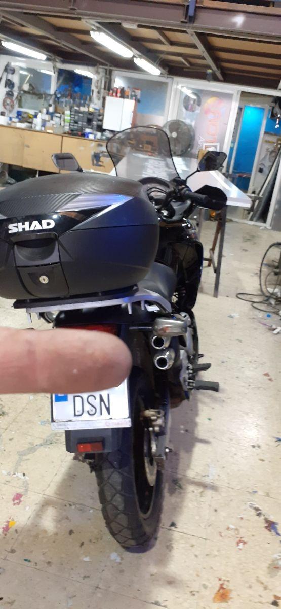 honda transalp 650 2005