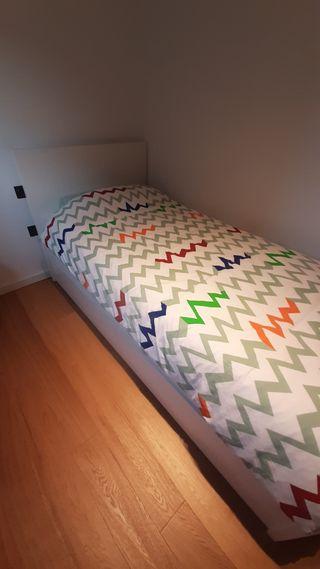 Estructura de cama 90x200 cms IKEA