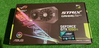 Gráfica Geforce GTX 1050Ti (a estrenar)