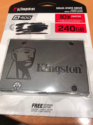 Disco duro SSD Kingston 240 GB