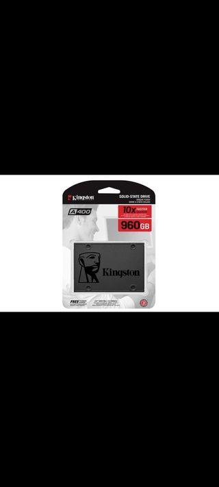 disco duro Kingston 960GB