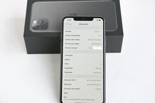 Apple Iphone 11 Pro Max SG 256GB como nuevo