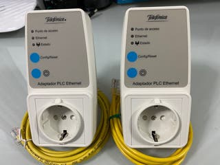 Plc adaptador ethernet