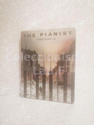 Steelbook Bluray El Pianista Coleccionista