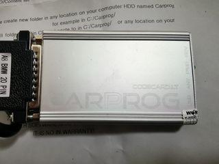 Carprog Full 9.31 - Programador Kilometraje,Airbag