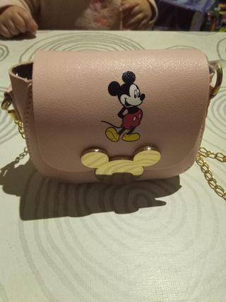 bolso Mickey mouse para niñas