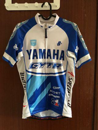 Maillot ciclismo Elbowz Racing (Ben Spies) talla S
