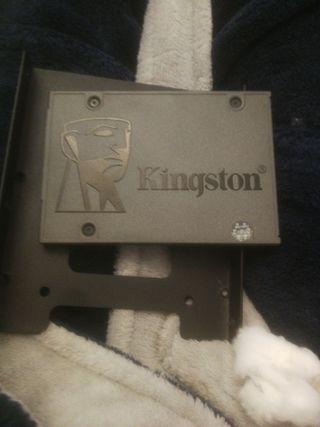Disco sólido SSD Kingston 500GB