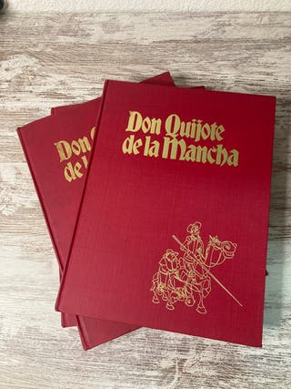 Don quijote tebeo comic
