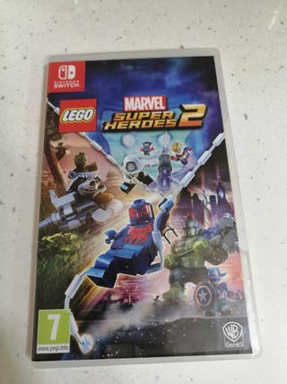 Nintendo switch marvel super heroes 2