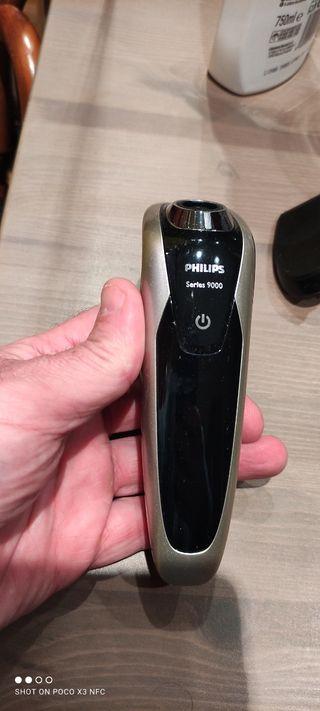 máquina afeitar philips s 9000