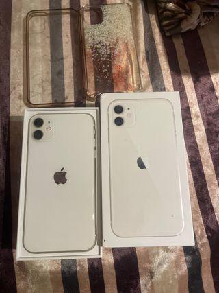 IPhone 11 blanco 128GB