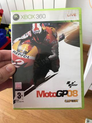 Moto gp Xbox 360