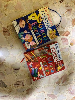 Libros infantiles gloría fuertes