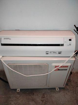 Aire acondicionado Johnson invertir 3000 frigorías